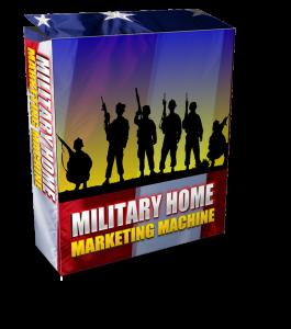 Military Home Marketing Machine